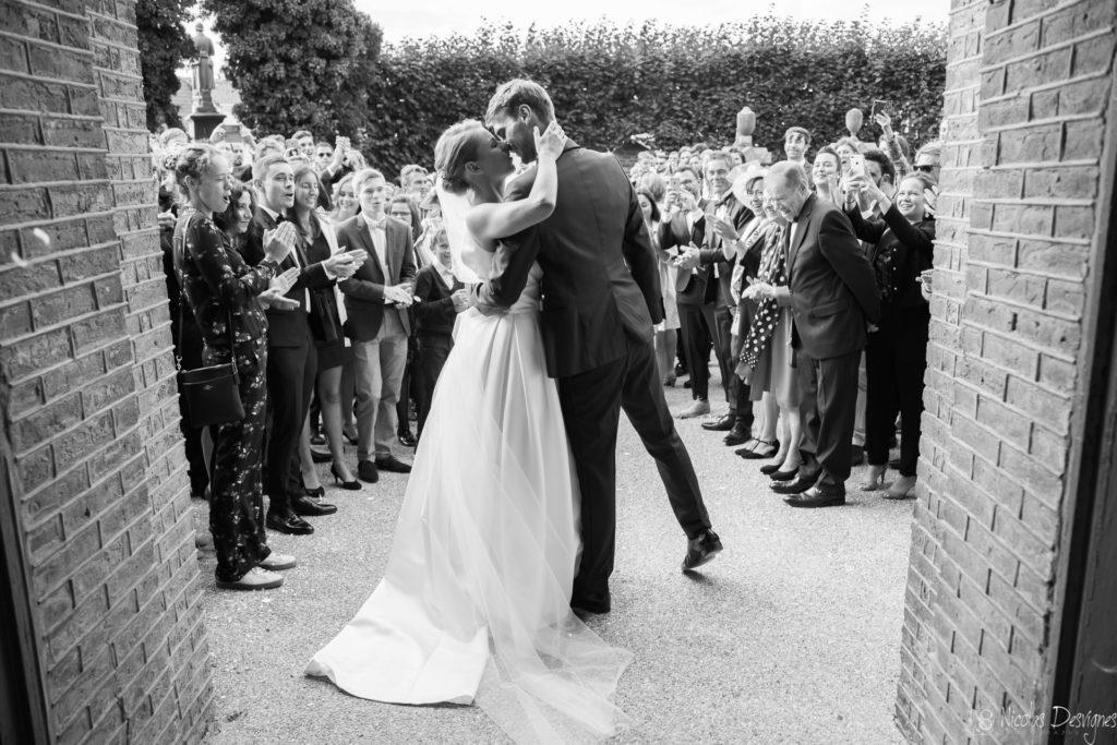 photographe mariage St Josse