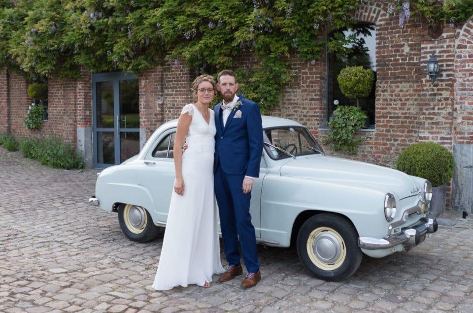 voiture vintage mariage lille valenciennes