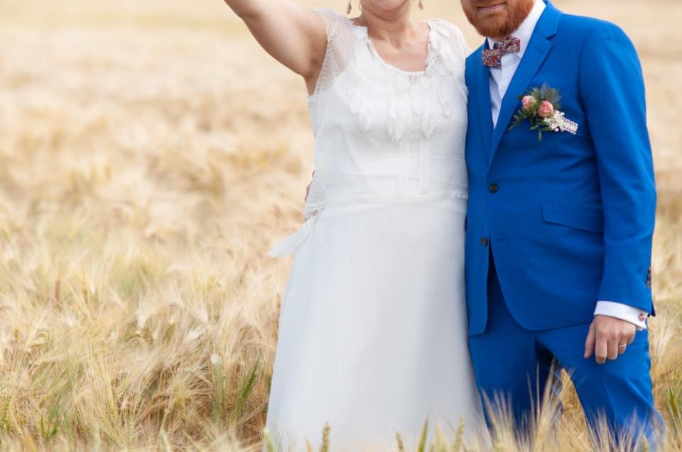 mariage à Bouchain et Corbehem Nicolas Desvignes