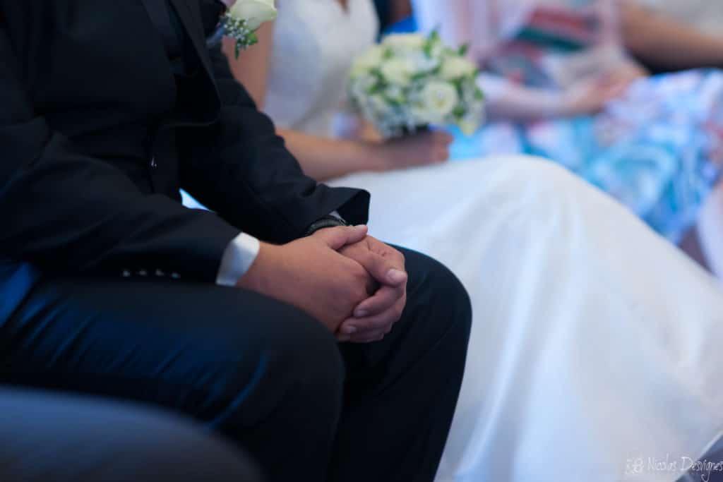 détail cérémonie mariage émotion Lille