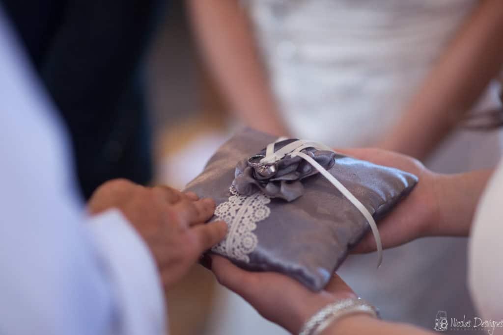 Alliances mariage église Lille Houchain
