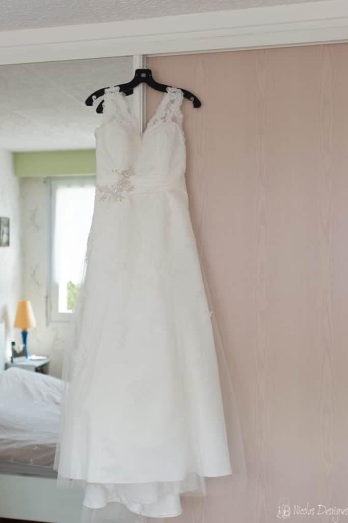 Robe de mariée préparatif mariage Lille