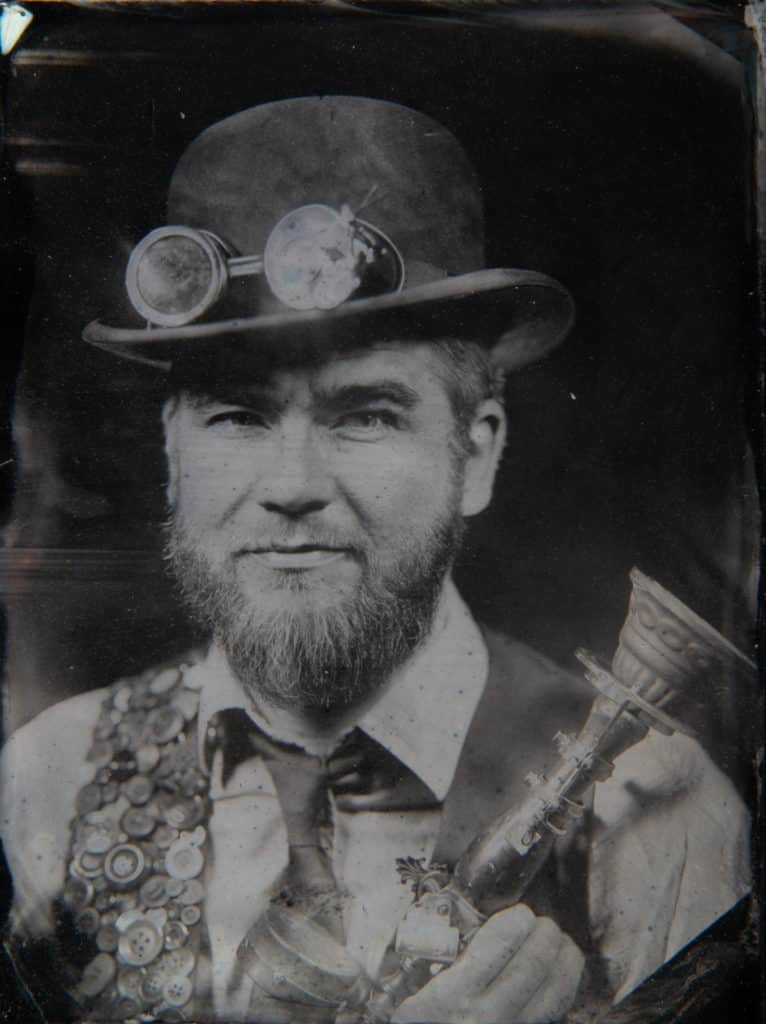 old school collodion