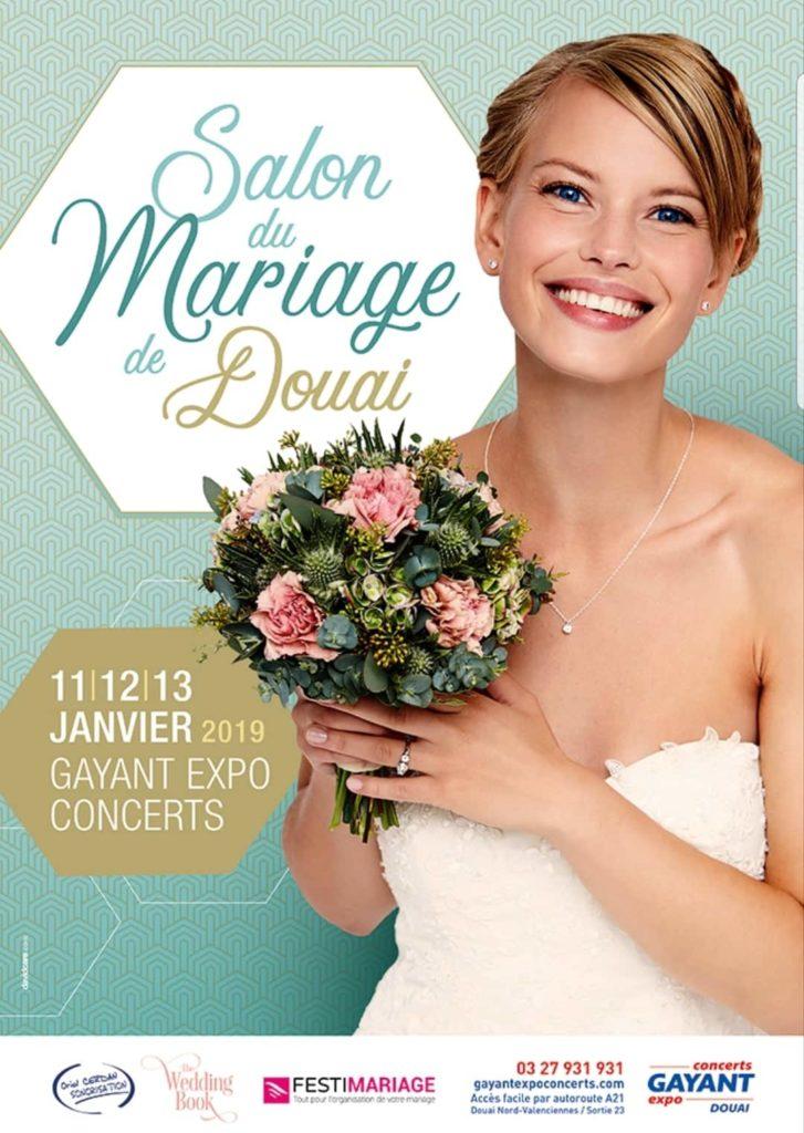 Salon du mariage Douai 2019