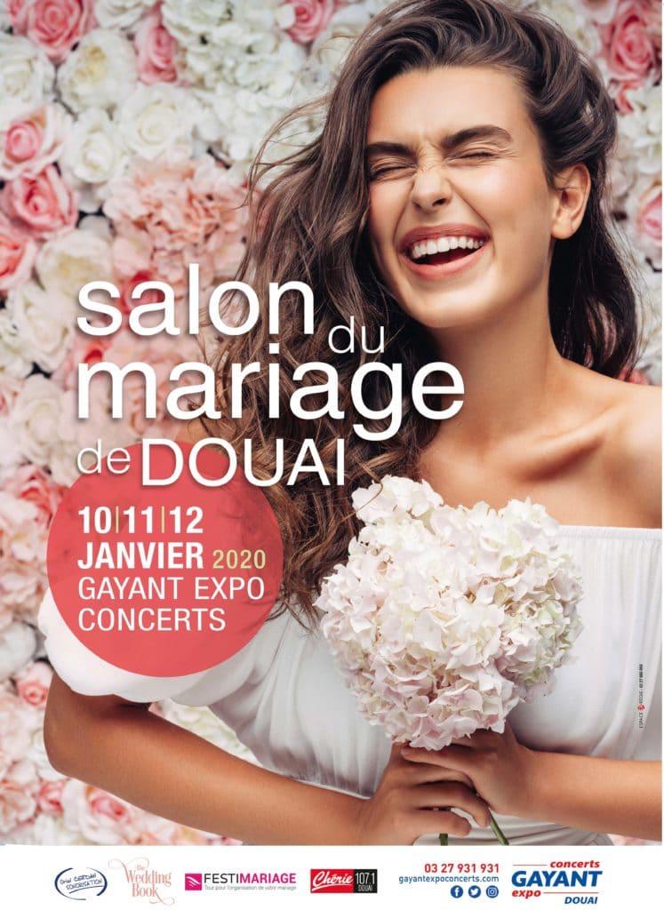Salon du mariage de Douai 2020